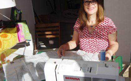 Atelier de couture Petit Cyclone